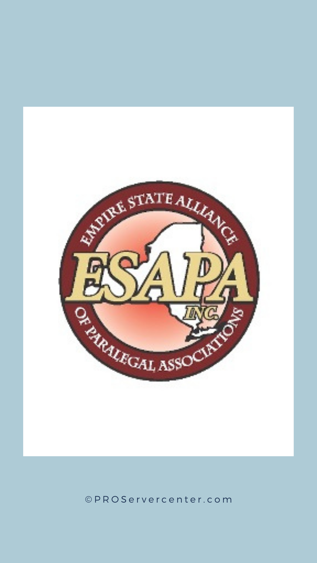 ESAPA paralegal conference