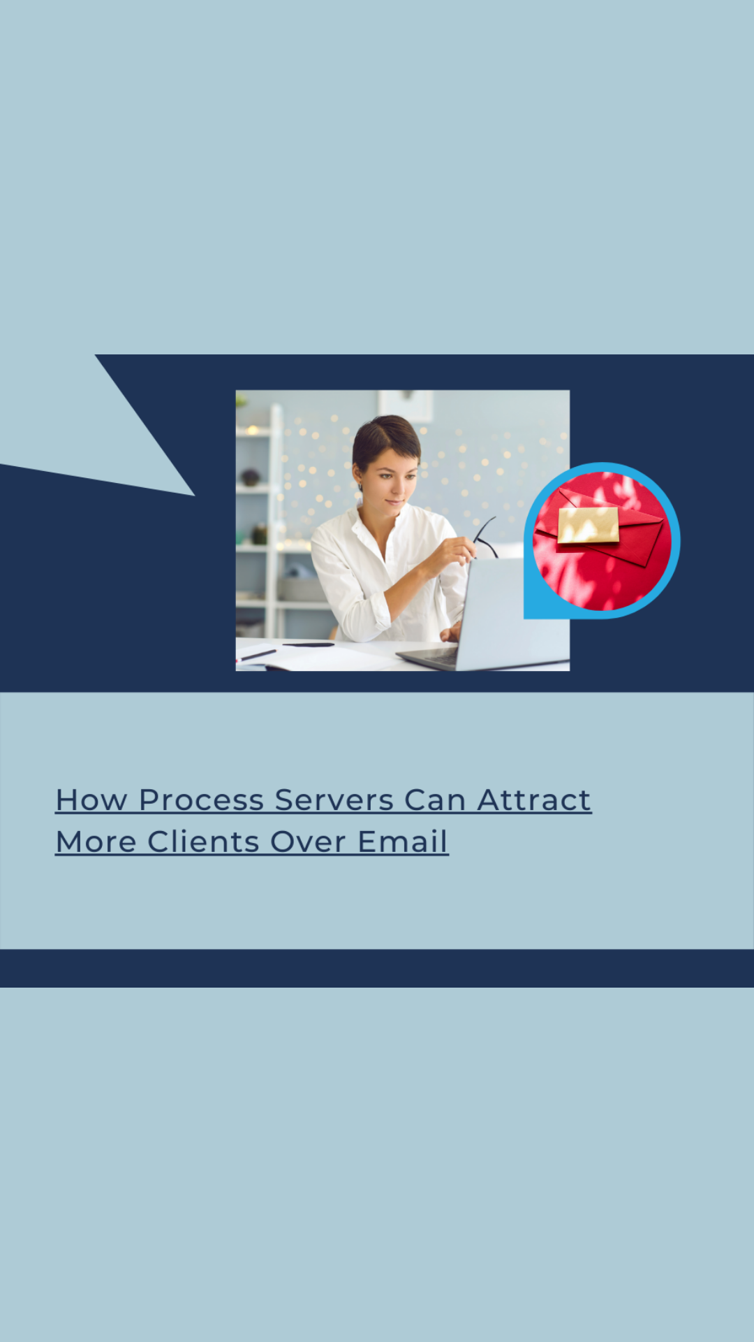 how process servers attract more clients over email
